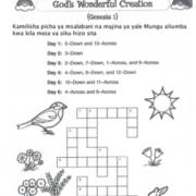 NCF#1 Children's Activities